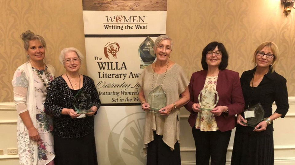 2019 WILLA Literary Award winners