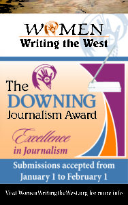 the DOWNING Journalism Award